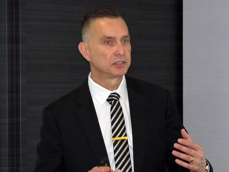 RSA APJ Chief Cyber Security Advisorのレナード・クレインマン氏