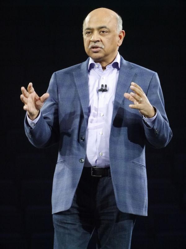 IBM ResearchのArvind Krishnaディレクター