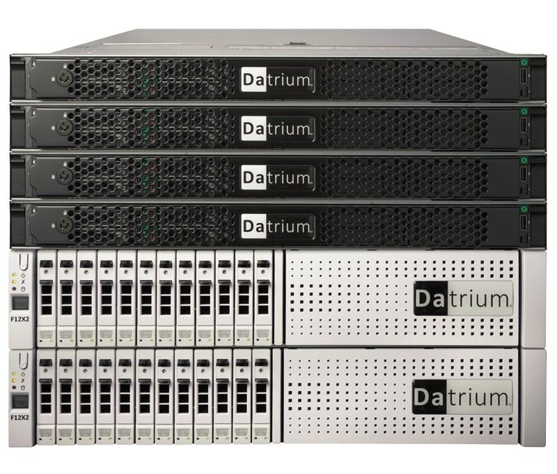 写真1:Datrium DVX(出典:デイトリウムジャパン)