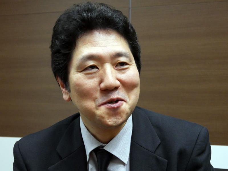 NTTテクノクロス エンタープライズ事業部第一ビジネスユニットの唐澤光彦マネージャー