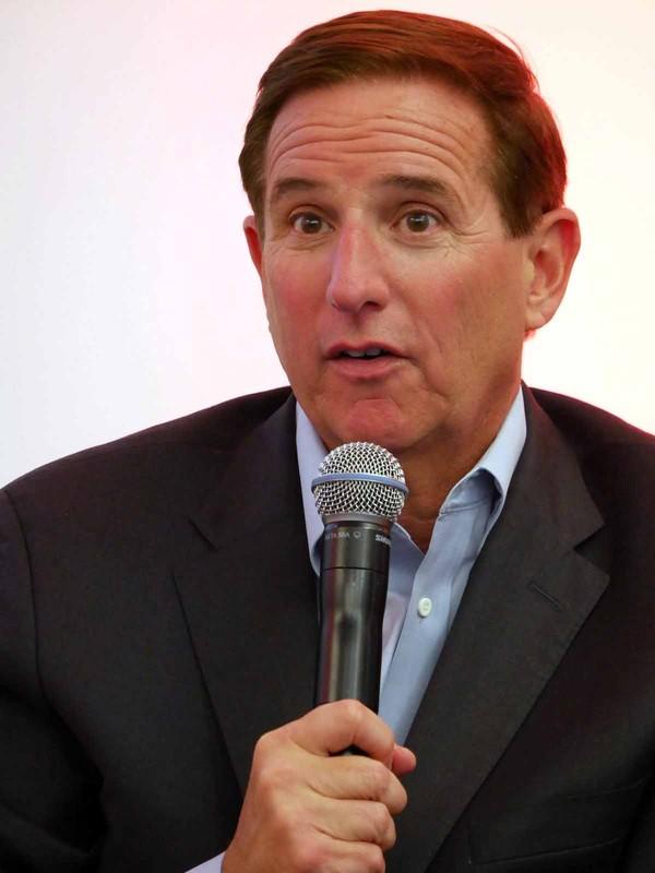 Mark Hurd CEO