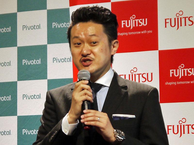 Pivotalジャパン カントリーマネージャーの正井拓己氏