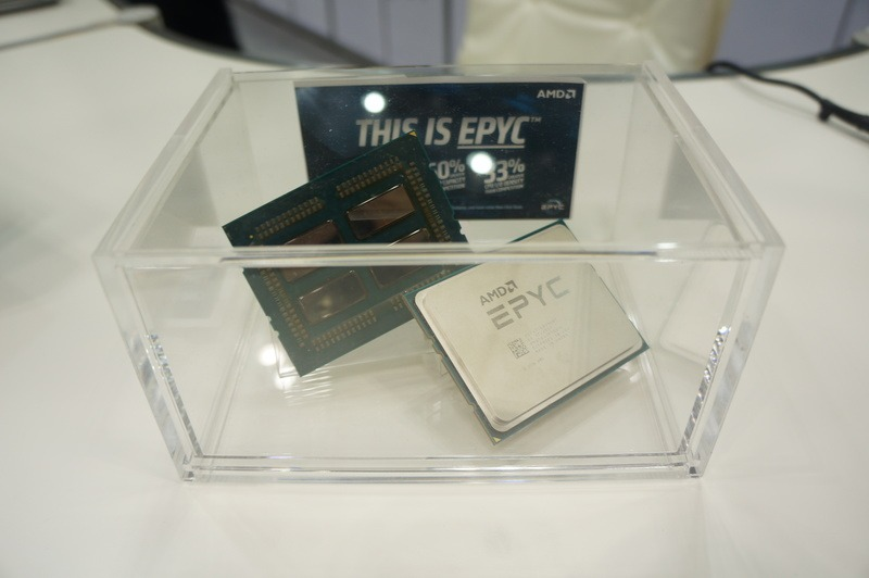 CPU「AMD EPYC 7000」