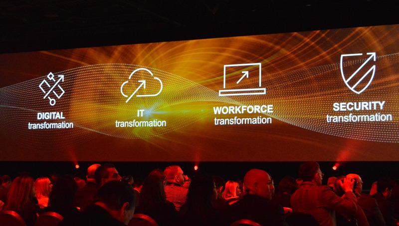 Dell Technologiesが提唱する「Make It Real」のための4つのトランスフォーメーションジャーニー