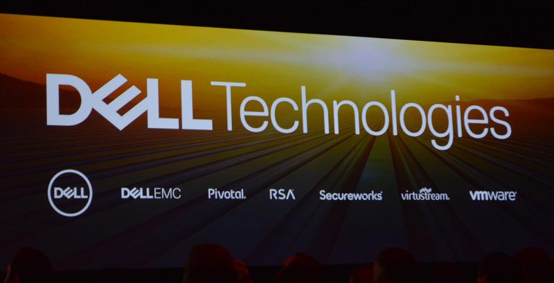 Dell Technologiesグループの全企業のパワーを結集して、顧客のトランスフォーメーションジャーニーを支援する