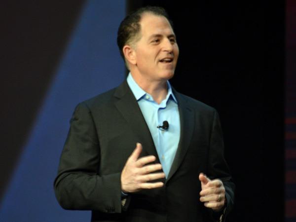 Dell Technologiesの会長兼CEO、マイケル・デル氏