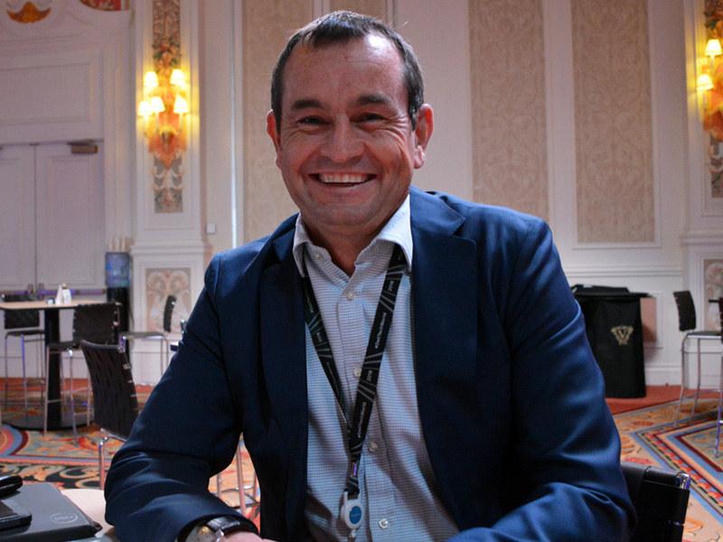 DELL EMC APJ データセンターソリューション部門 バイスプレジデント ポール・ハナガン氏
