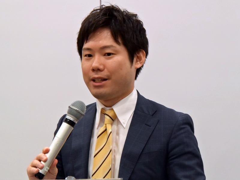 住友商事株式会社 人事厚生部 兼 グローバル人材マネジメント部 課長代理 山田 裕志氏