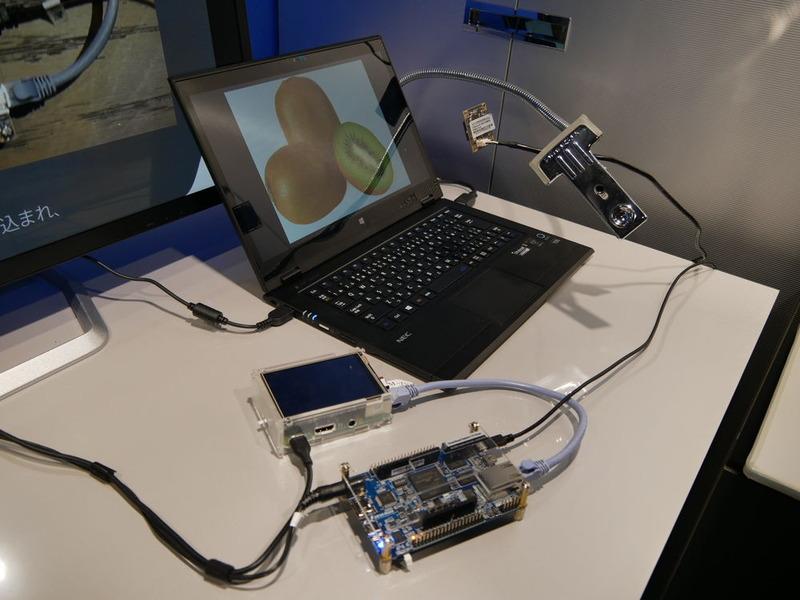 アノテーション済みの学習データとデプロイ対象のハードを用意するだけで組み込みディープラーニングモデルを入手できる