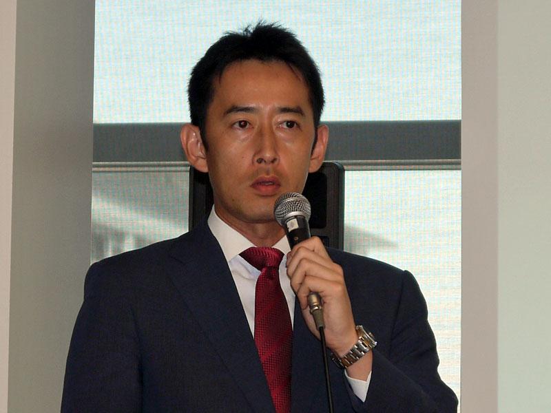 日本ヒューレット・パッカード ハイブリッドIT事業統括 ハイブリッドIT製品統括本部 統括本部長の本田昌和氏