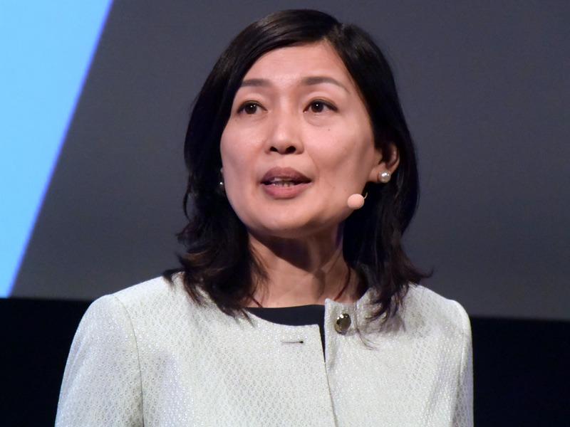 米Microsoft Corporate Vice President Developer Divisionのジュリア・リウソン氏