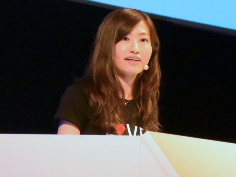 日本マイクロソフト 原綾香氏
