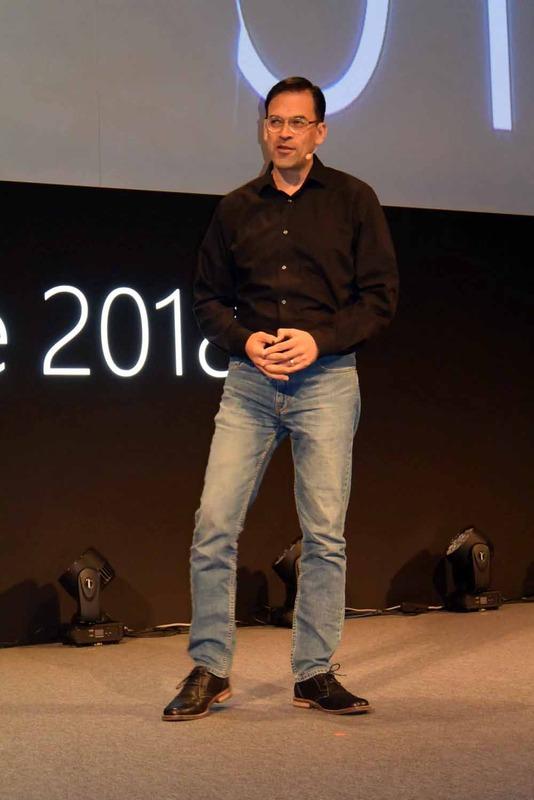 日本マイクロソフト 代表取締役社長の平野拓也氏