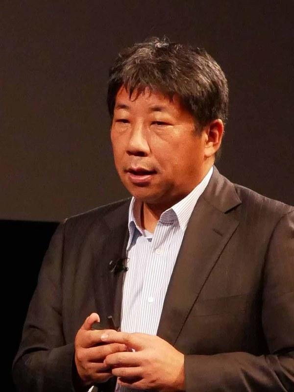 日本IBM 執行役員 セキュリティー事業本部長の纐纈昌嗣氏