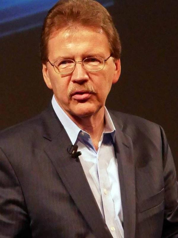 米IBM コグニティブ・ソリューション兼リサーチ担当のジョン・ケリー シニアバイスプレジデント