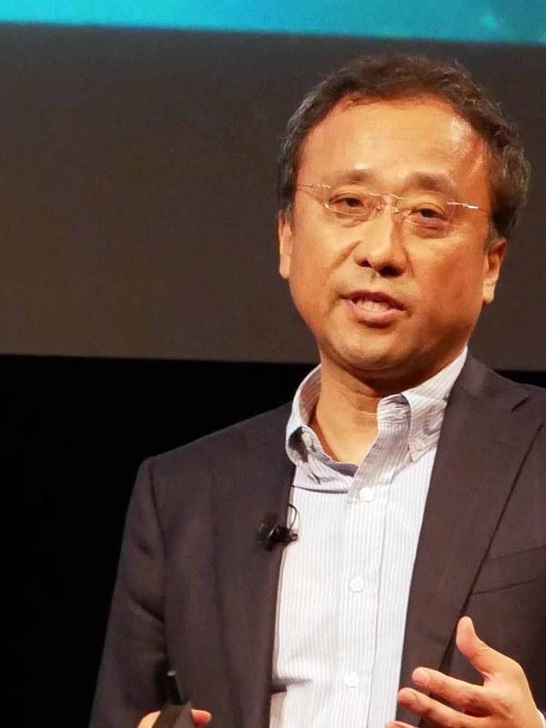 日本IBMの吉崎敏文執行役員 ワトソン&クラウドプラットフォーム事業部長