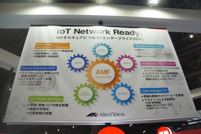 「IoT Network Ready!」