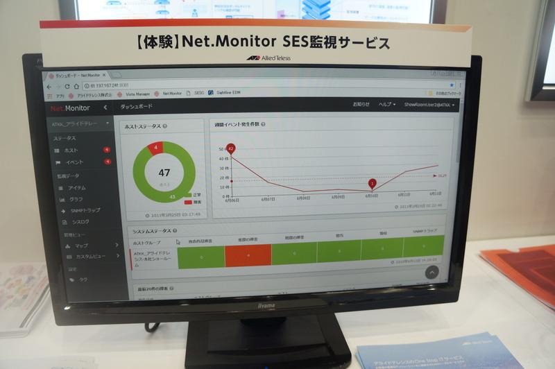 Net.Monitorのデモ