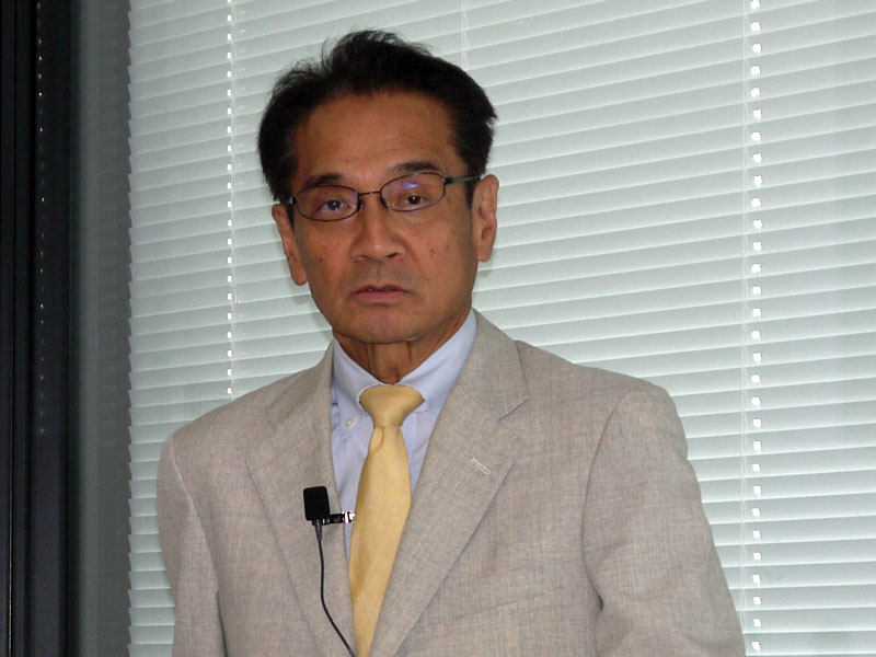 ニュータニックス・ジャパン コーポレートマネージングディレクター兼社長の町田栄作氏
