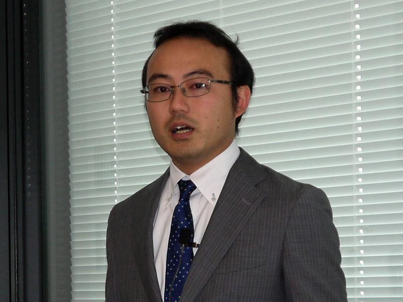 ニュータニックス・ジャパン シニアソリューションアーキテクトの鈴木孝規氏
