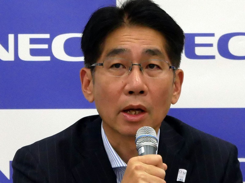 ECの森田隆之代表取締役執行役員副社長兼CFO