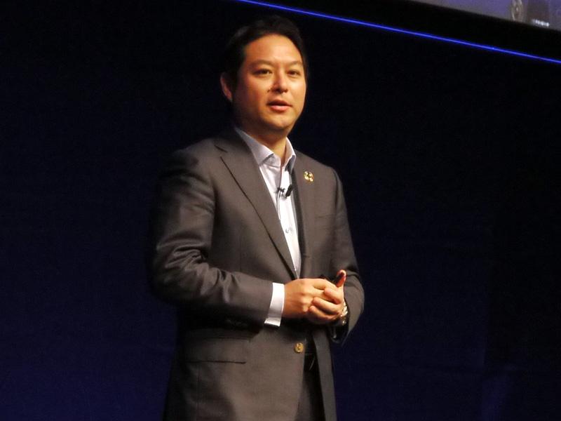 SAPジャパン 代表取締役社長の福田譲氏
