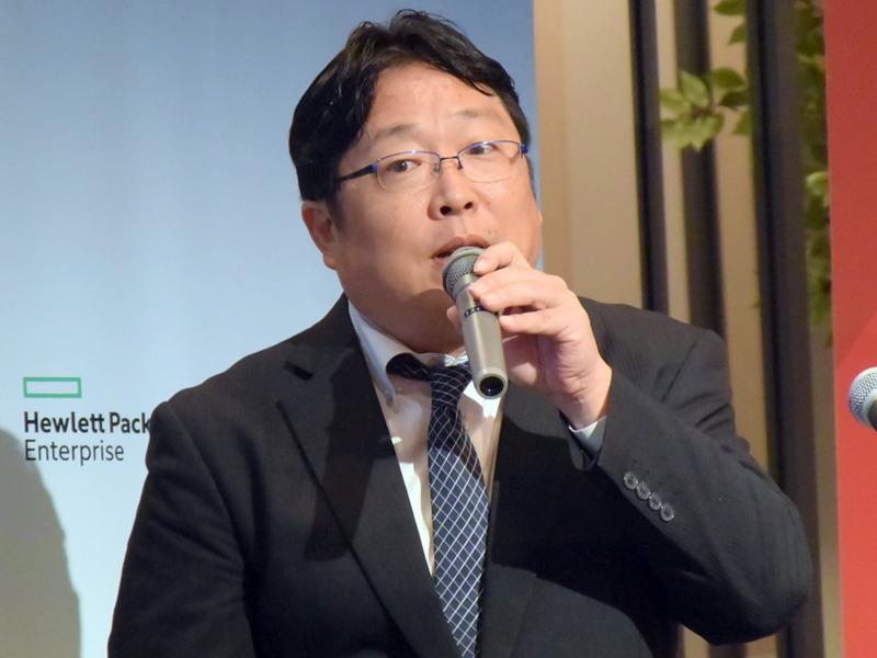 ビーエスシー 取締役 東日本事業本部長の福島孝之氏