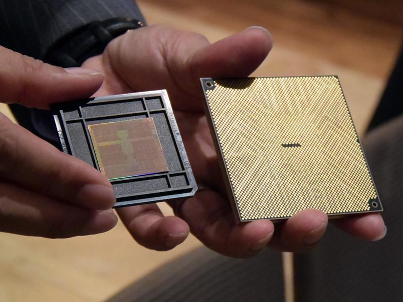 最新のPOWER9プロセッサ