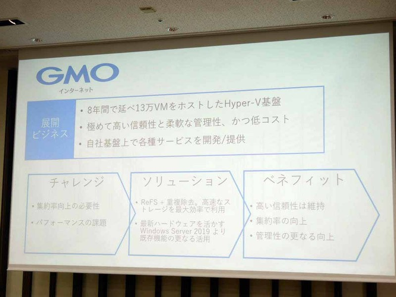 GMOインターネットの事例
