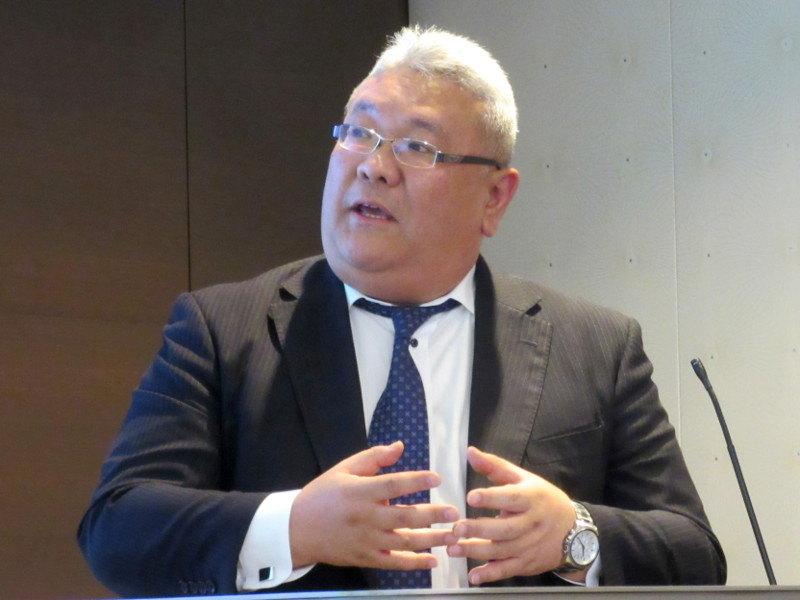 シーイーシー サービスインテグレーションビジネスグループ マイクロソフトクラウド事業部部長 溝道修司氏