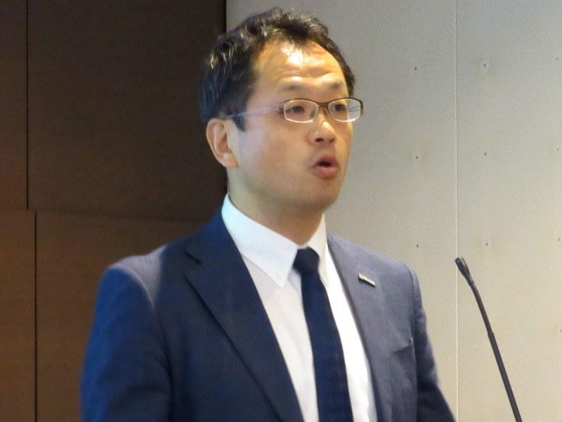 日本マイクロソフト Dynamics ビジネス本部 本部長 大谷健氏