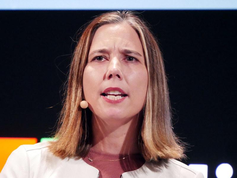 米Microsoft Microsoft 365 GTM担当のキャサリン・ボーガー ゼネラルマネージャー