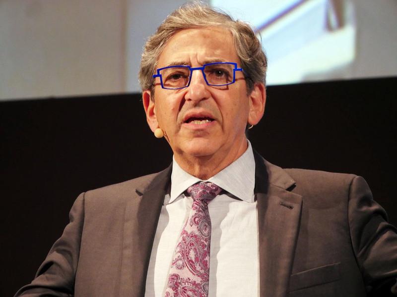 米Microsoft エンタープライズ 最高技術責任者(CTO)のノーム・ジュダ氏