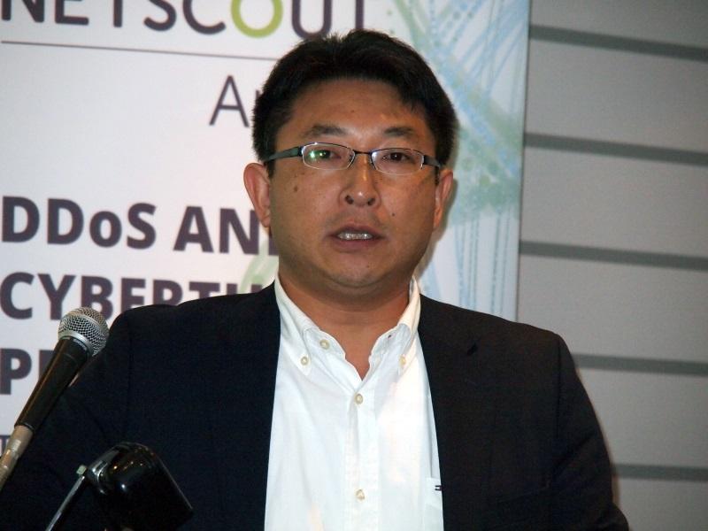 アーバーネットワークスの佐々木崇氏
