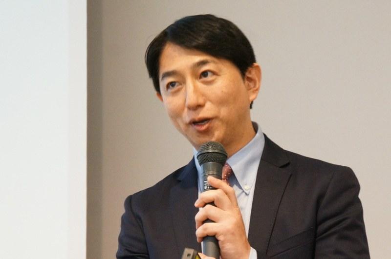 Cohesity Japan株式会社の岩本直幸氏(シニアセールスエンジニア)