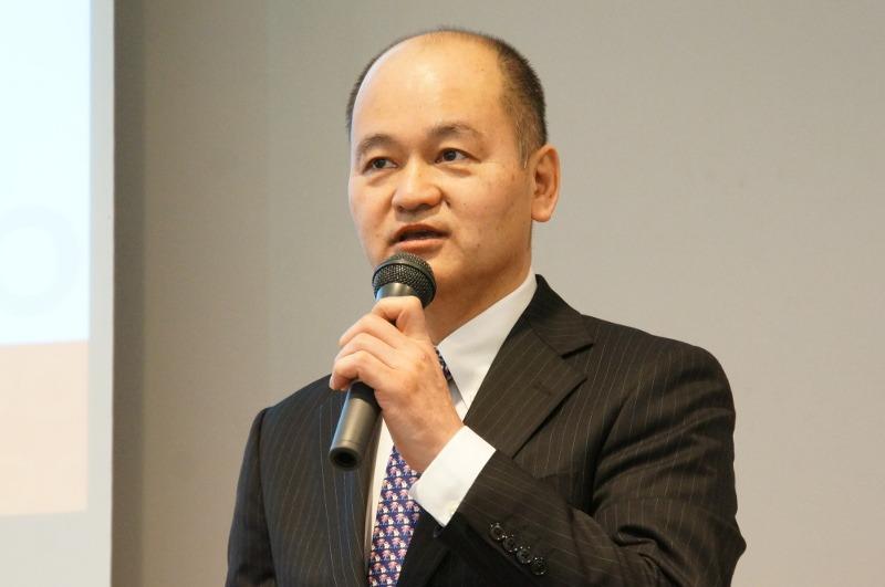 アクティフィオジャパン株式会社の高峰康氏(CTO)