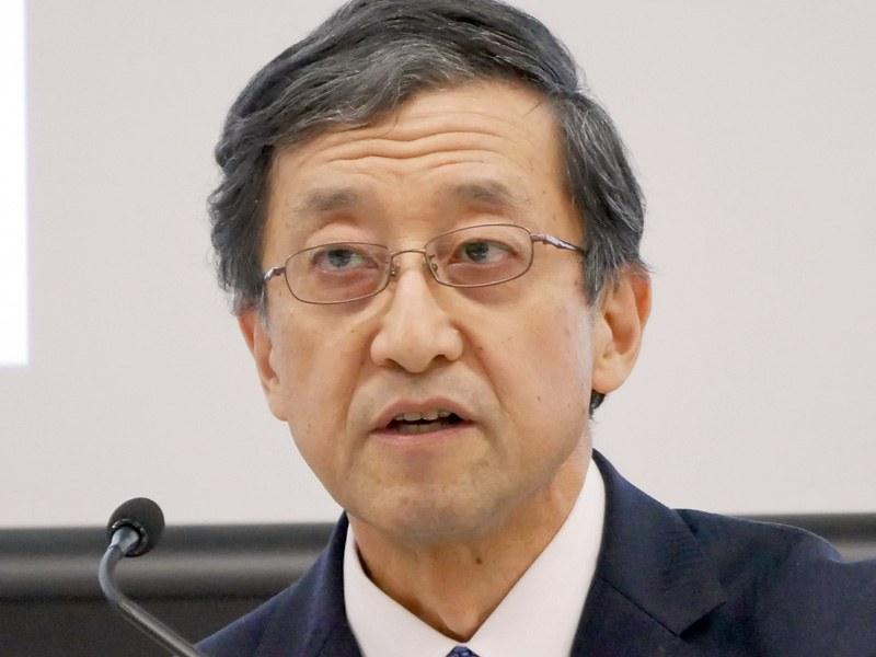 日立 代表執行役 執行役専務CFOの西山光秋氏