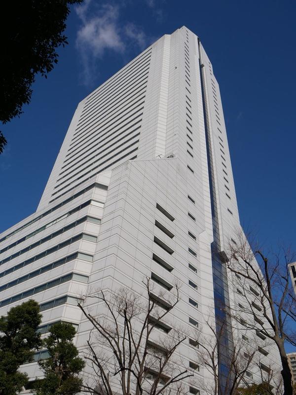 東京・三田のNEC本社ビル