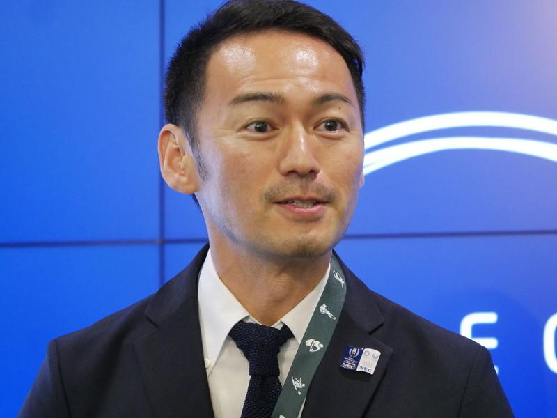 NEC IMC本部の野口圭氏
