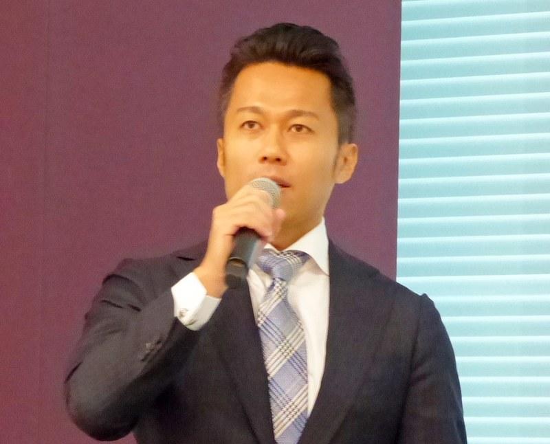 セールスフォース 執行役員 Commerce Cloud 竹内賢佑氏