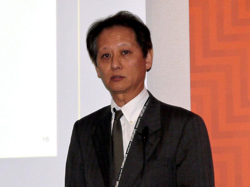 レノボ・ジャパン 大和研究所 エンタープライズ・ソリューション開発の熊木淳氏