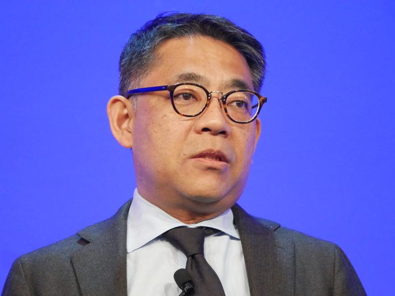 日本IBMの三澤智光取締役専務執行役員 IBMクラウド事業本部長