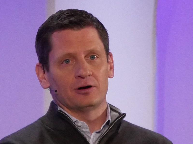 米IBM IBM Data+AI担当ゼネラルマネージャーのロブ・トーマス氏