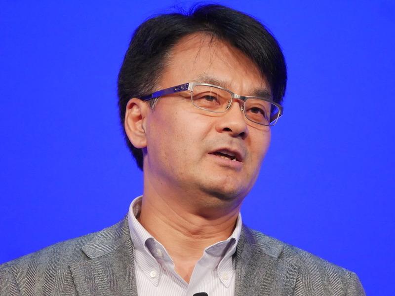 日本IBMの山口明夫取締役専務執行役員 グローバル・ビジネス・サービス事業部長