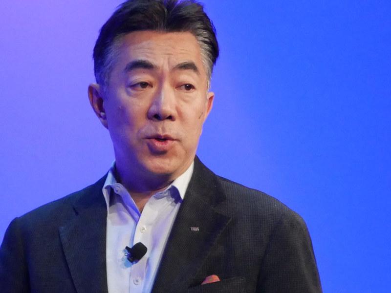 日本IBM 研究開発担当の森本典繁執行役員
