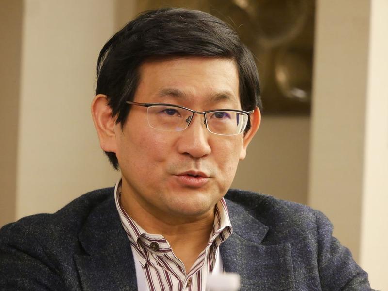朝海孝常務執行役員 システム事業部長
