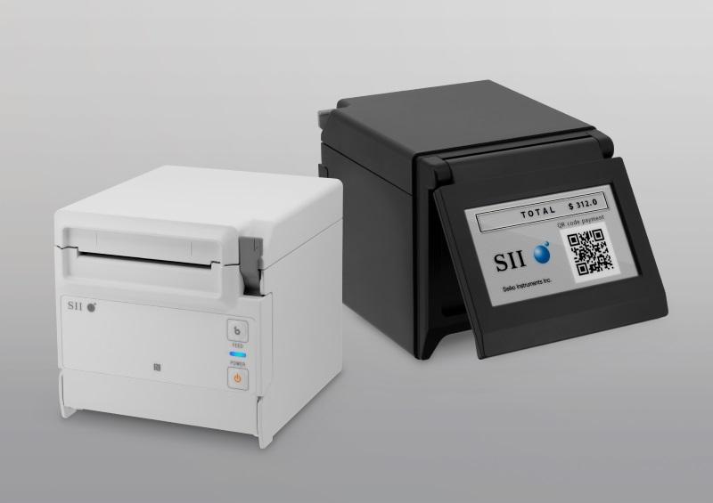 (左)RP-F10、(右)RP-F10+ディスプレイ「DSP-A01」