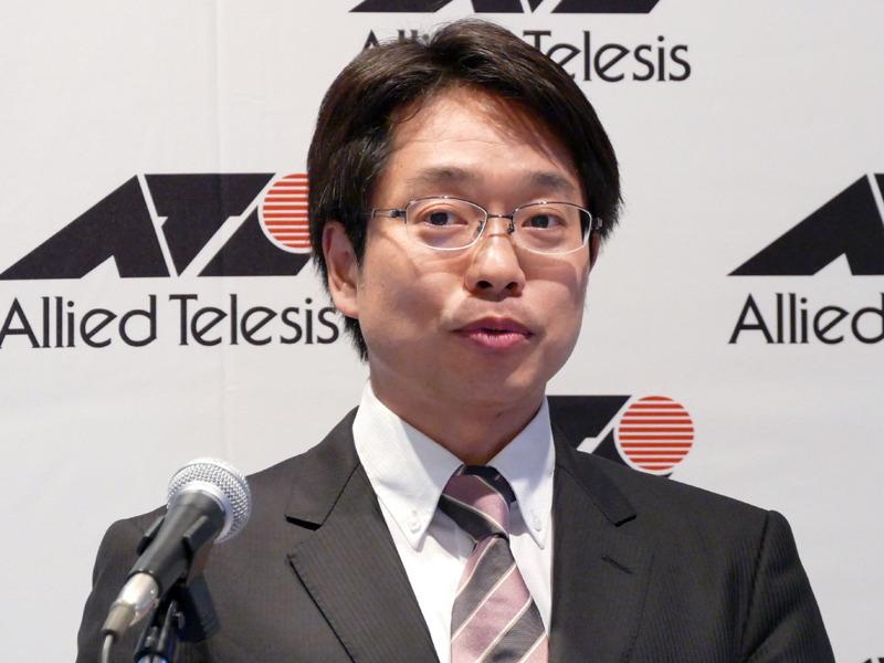 京都大学 大学院 情報学研究科 准教授の山本高至氏