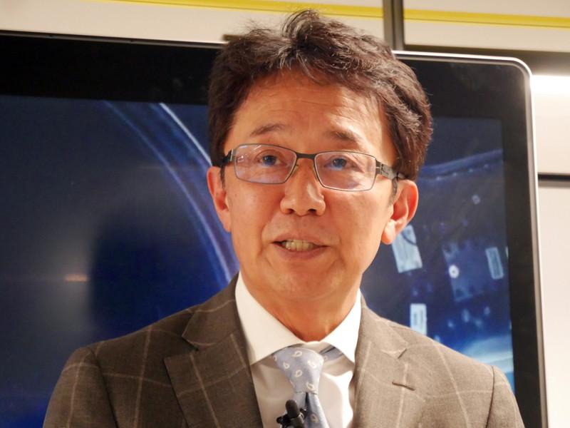 シスコの鈴木和洋会長