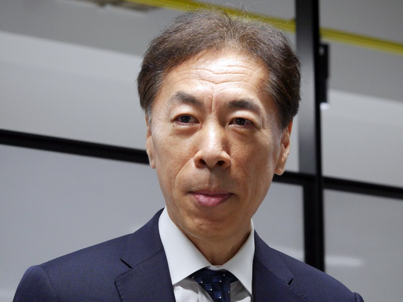 シスコ イノベーションセンターの今井俊宏センター長
